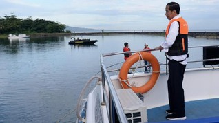 Presiden Jokowi Akan Tinjau Kilang Petrokimia di Tuban