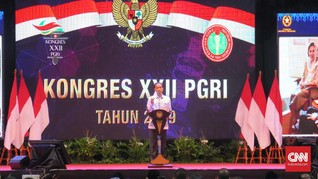 Jokowi Minta Guru Tanamkan Toleransi ke Siswa Sejak Dini
