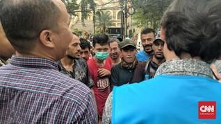 Cerita Nestapa Para Pelarian Perang di Trotoar Kebon Sirih