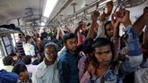 Guna mencapai target perekonomian tersebut, pemerintah India telah mengumumkan serangkaian kebijakan yang akan ditempuh. (REUTERS/Francis Mascarenhas)