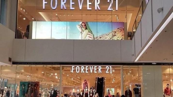 Hanya Bertahan 35 Tahun, Ini Sepak Terjang Forever 21