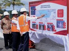Jokowi Bakal Sambungkan Bandara & Tol ke Sawah Hingga Tambak
