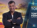 LIVE NOW! Tony Fernandes & Lika-Liku Bisnis Penerbangan