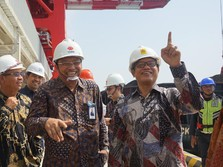 Kado Pelantikan Jokowi, PLTU 1000 MW Beroperasi Oktober Ini!