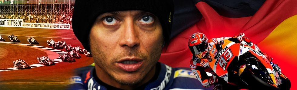 MotoGP Jerman Penanda Jeda