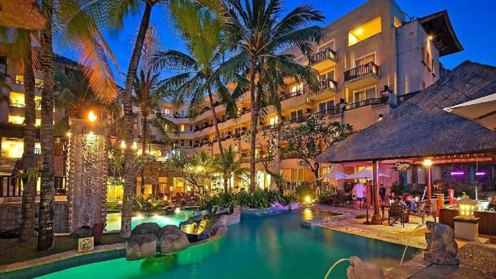 Hotel Kuta Paradiso Bali Dilelang, Ini Penampakannya