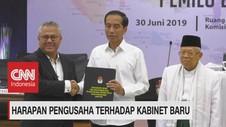 VIDEO: Harapan Kabinet Ekonomi Baru Jokowi