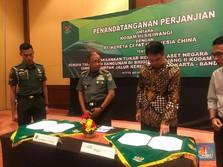 Kereta Cepat Gusur Lahan Kodam, KCIC Tukar Guling Lahan TNI