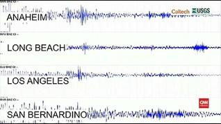 VIDEO: Gempa 6,4 SR di California, Terasa hingga Las Vegas
