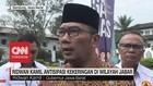 VIDEO: Ridwan Kamil Antisipasi Kekeringan di Wilayah Jabar