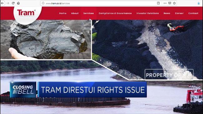 TRAM TRAM Direstui Rights Issues