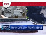 TRAM Direstui Rights Issues