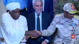 VIDEO: Militer dan Sipil Sudan Sepakat Berbagi Kekuasaan