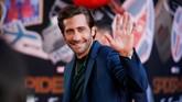Untuk pertama kalinya pula, aktor Jake Gyllenhaal memerankan karakter Marvel. Ia adalah Mysterio, sang master ilusi. (REUTERS/Danny Moloshok)