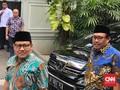 Ma'ruf Amin Restui Cak Imin Incar Kursi Ketua MPR