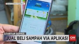 VIDEO: Warga Jogja Gunakan Aplikasi untuk Mengolah Sampah