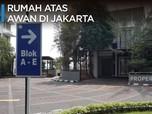 Bukan di Tanah, Rumah Rp 7 M Ini Ada di Atap Mal di Jakarta!