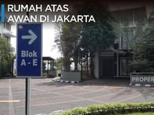Intip, Begini Mewahnya Rumah di Atas Mal di Jakarta