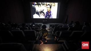 Resmikan Bioskop Rakyat, Anies Minta Kebersihan Dijaga