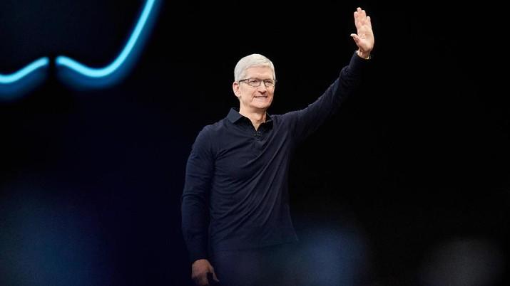 Apple Jadi 'Korban' Corona, Pendapatan Q2 Berpotensi Tergerus