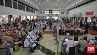 Tim Dokter Siapkan 50 Ton Obat untuk Jamaah Haji Sakit