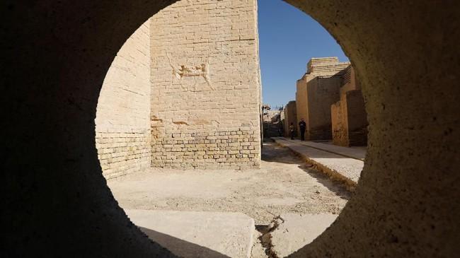 Setelah penetapan ini, pemerintah Irak akan mengalokasikan dana untuk menggencarkan upaya konservasi. (REUTERS/Thaier Al-Sudani)
