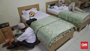 Kemenag Siapkan Asrama Haji Sebagai RS Darurat Corona