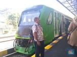 Rel Kereta Joglosemar Bakal Tersambung ke Bandara Kulon Progo