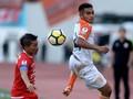 Persija Unggul 1-0 atas Borneo FC di Babak Pertama