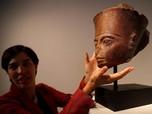 Astaga! Patung Kepala Firaun Muda Laku Rp 83 M, Ini Wujudnya