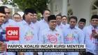 VIDEO: Parpol Koalisi Incar Kursi Menteri