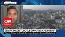 VIDEO: Gempa Magnitudo 7,1 Guncang California