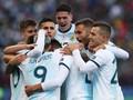 Hasil Copa America 2019: Argentina Kalahkan Chile
