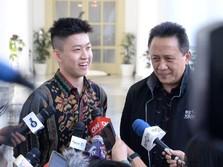 Giliran Dino Patti Djalal Senggol Bos Bekraf Soal Rich Brian