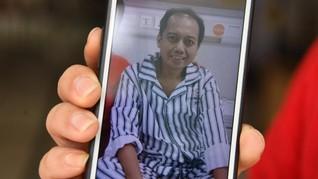 Riwayat Penyakit dan Pengobatan Sutopo Purwo Nugroho