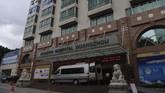 Suasana Modern Hospital Guangzhou tempat dirawatnya Kepala Pusat Dan Humas BNPB Sutopo Purwo Nugroho di Guangzhou, China, Minggu (7/7). (ANTARA FOTO/Zabur Karuru)