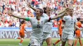 Amerika Serikat Juara Piala Dunia Wanita 2019