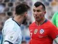 Medel Dukung Messi Soal Konspirasi di Copa America 2019