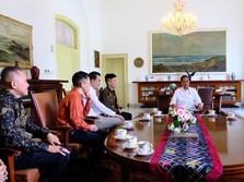Soal Menteri, Jokowi: Parpol-Profesional 60:40 Atau 50:50