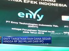 Envy Technologies Indonesia Resmi Melantai di BEI
