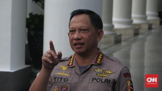 Kapolri Tegaskan Belum Akan Tarik Ribuan Personel dari Papua