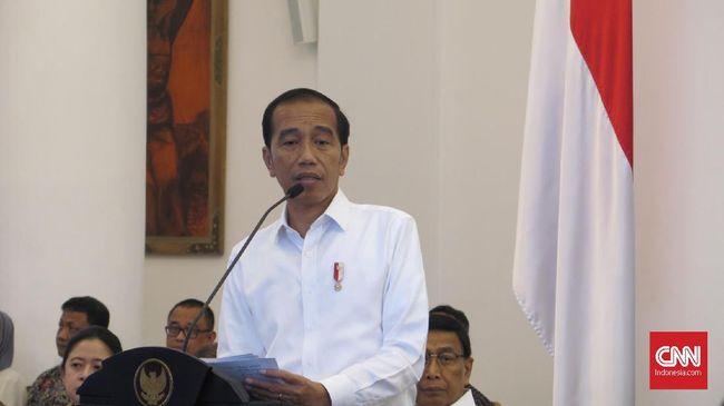 Jokowi: Kita Butuh Sosok Menteri yang Berani