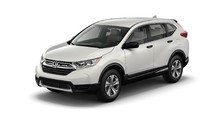 Honda CR-V Versi 'Oriental' di China Bernama Breeze