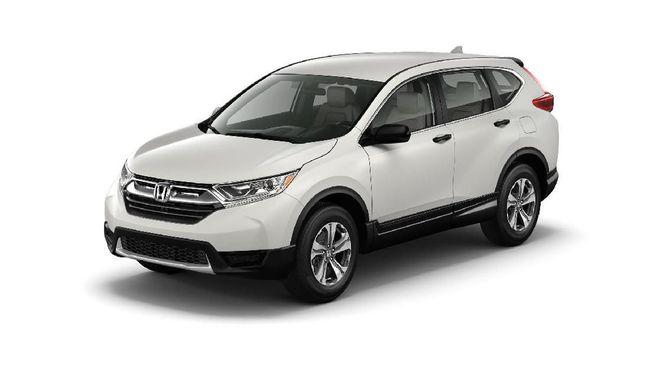 Honda Indonesia Tarik CR-V Dampak Kerusakan Tuas Transmisi