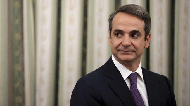 PM Yunani Baru Janjikan Perbaikan Ekonomi