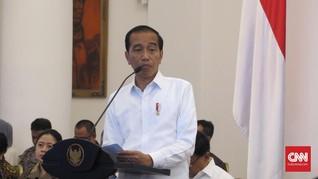 Jokowi Beri Waktu Kapolri 3 Bulan Usut Kasus Novel Baswedan