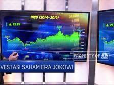 Investasi Saham Era Jokowi
