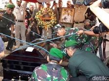 Jenazah Sutopo Telah Dimakamkan di TPU Sonolayu Boyolali