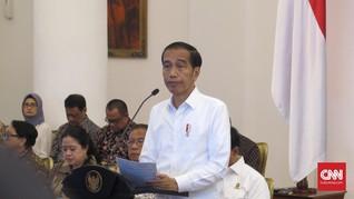 Pengakuan Jokowi Sering Ditawari Penggemuk Badan di Instagram