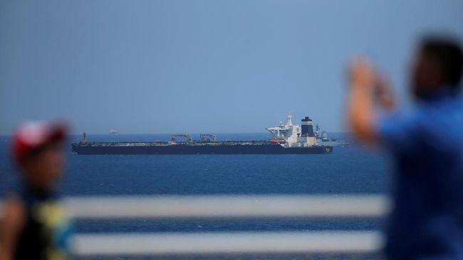 AS Tuduh Iran Ganggu Kapal Tanker Inggris di Teluk Arab